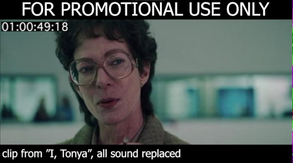 I, Tonya Cut